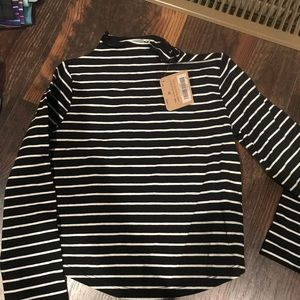 Brand new girls high neck shirt